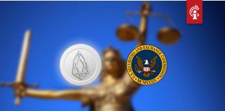 Block.one treft schikking met de SEC, EOS stijgt met 10%
