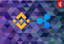 Cryptocurrency exchange Binance lanceert token gekoppeld aan XRP