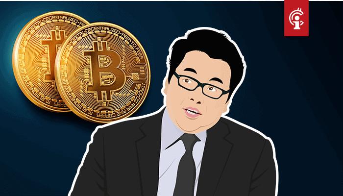 Geen wettelijke bescherming bitcoin (BTC) waardoor institutionele beleggers wegblijven, aldus Tom Lee