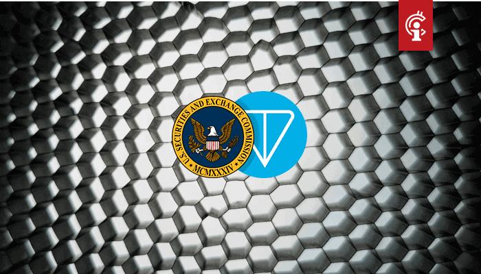 Hoorzitting SEC vs. Telegram Open Network uitgesteld tot februari 2020
