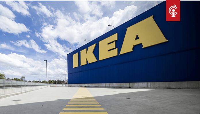IKEA wikkelt factuur af middels 'smart invoice' op Ethereum-blockchain