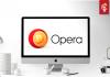 Bitcoin en andere crypto beheren met de wallet van internetbrowser Opera
