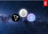 TRON haalt Ethereum in qua dApp volume, EOS blijft de grootste