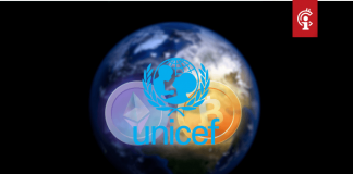 UNICEF lanceert cryptocurrency-fonds, accepteert bitcoin (BTC) en ether (ETH)