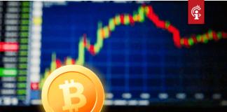 Aantal bezoekers cryptocurrency exchanges sinds juni met 37% gedaald