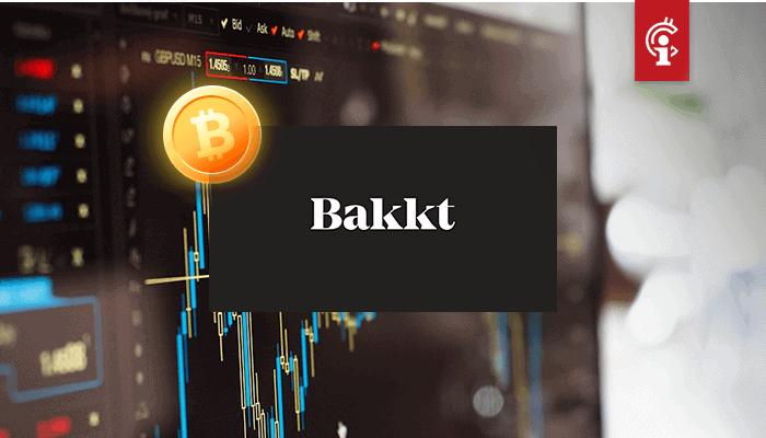 Bakkt's fysieke bitcoin (BTC) futurescontracten zien dagelijks handelsvolume van $10 miljoen