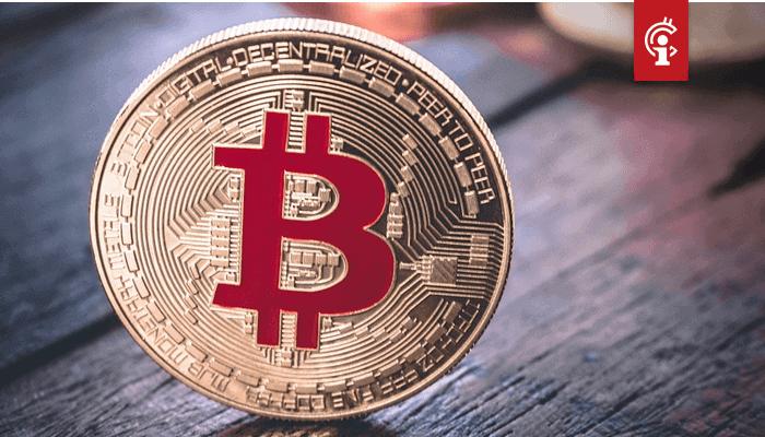 Bitcoin (BTC) koers zakt terug en komt weer aan bij de $7.000, altcoins consolideren