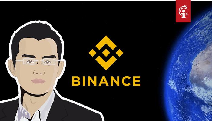 CEO Binance: