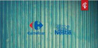 Carrefour en Nestlé passen opnieuw IBM's blockchain toe, dit keer voor babymelkpoeder