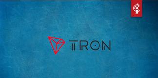 TRON (TRX) stijgt als enige met 5%, Justin Sun geeft hint waarom