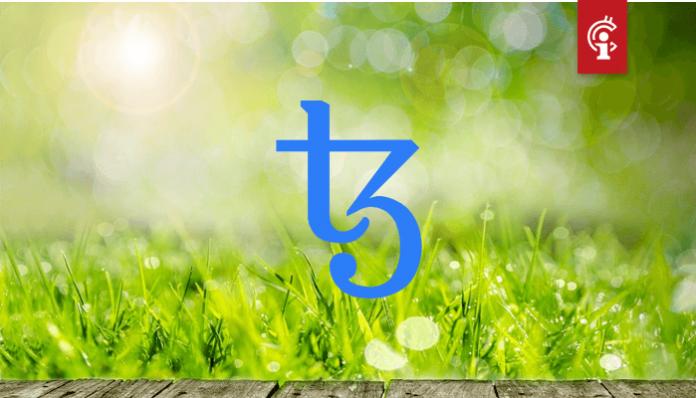 Tezos (XTZ) stijgt meer dan 50% in waarde na aankondiging exchange Coinbase