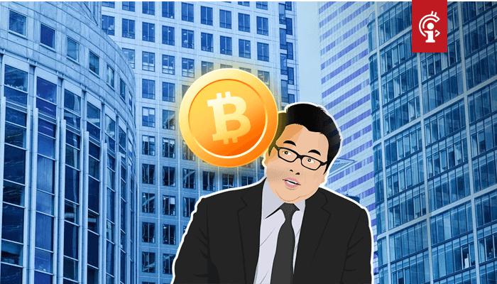 Tom Lee: Bitcoin (BTC) naar $25.000 vanwege