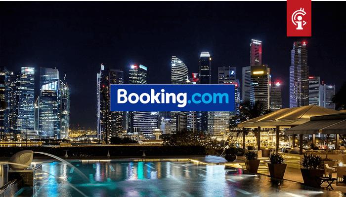 Travala en Booking.com gaan samenwerking aan voor