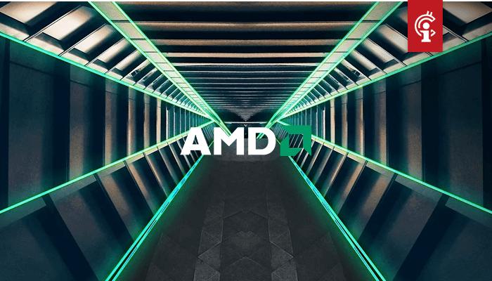 AMD gaat zich richten op blockchain-technologie en sluit aan bij de Blockchain Game Alliance