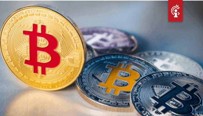 Cryptomarkt krijgt opnieuw klappen, bitcoin (BTC) koers zakt weer door een support