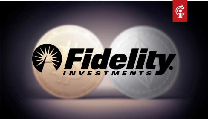 Fidelity is van plan ethereum (ETH) volgend jaar te ondersteunen