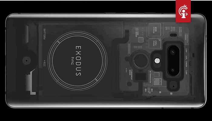 HTC gaat inkrimpen om zich te richten de zijn blockchain-telefoon Exodus