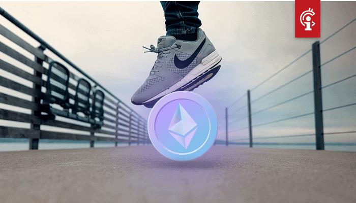 Nike ontvangt patent voor tokenisering schoenen op Ethereum (ETH) blockchain