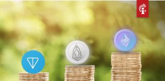2019 was prachtig voor dApps Ethereum, Tron en EOS behaalden een transactievolume van $23 miljard