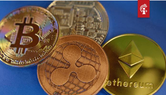 Bitcoin (BTC) koers test na korte dip de $7.600, monero (XMR) de grootste stijger