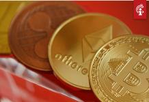 Bitcoin (BTC) koers toont weinig actie maar nadert spannend punt, bitcoin SV (BSV) de grootste stijger