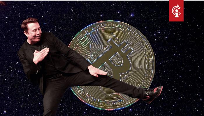 Elon Musk zorgt met mysterieuze tweet over Bitcoin (BTC) voor commotie