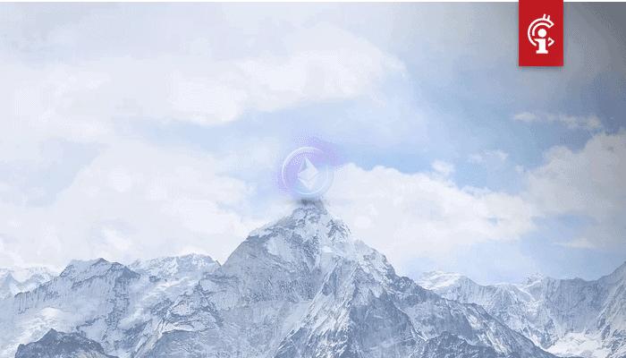 Ethereum (ETH) Muir Glacier hard fork zorgt voor afname blocktijden van 25%