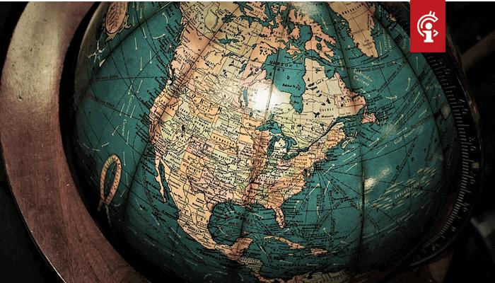 Meerderheid van investeringen in cryptocurrency en blockchain vond plaats in Noord-Amerika