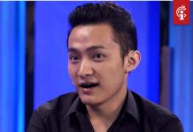 """TRON (TRX) is een shitcoin!"" aldus CEO Justin Sun zelf"