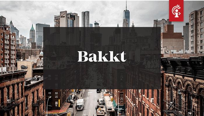 CEO ICE: Focus Bakkt ligt in 2020 op adoptie cryptocurrency-app voor consumenten