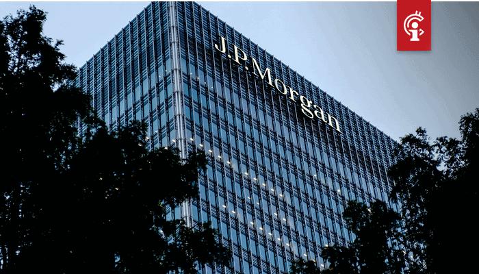 JPMorgan Chase 2019 was het jaar van de opkomst van het digitale geld