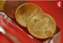 Bitcoin (BTC) binnen symmetrisch driehoekspatroon, chainlink (LINK) stijgt flink