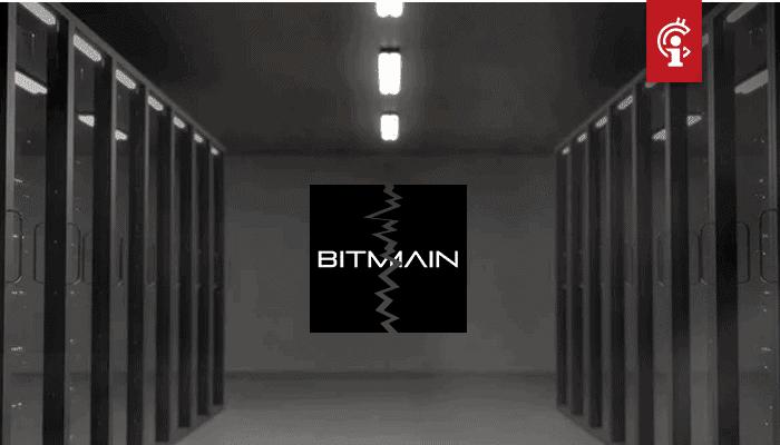 Bitcoin (BTC) mining rigs van Bitmain kampen met problemen