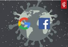 Facebook en Google helpen in de strijd tegen het coronavirus