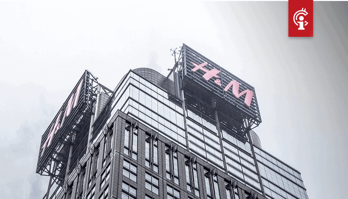 VeChain gaat mogelijk de samenwerking aan met H&M