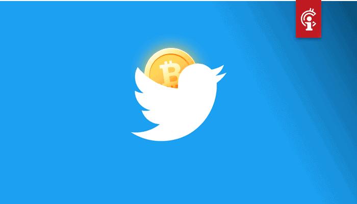 Bitcoin hype op Twitter in drie jaar niet zo groot geweest