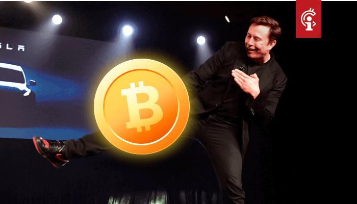 'Bitcoin (BTC) ziet er sterk uit,' tweet Elon Musk naar Harry Potter schrijfster J.K. Rowling