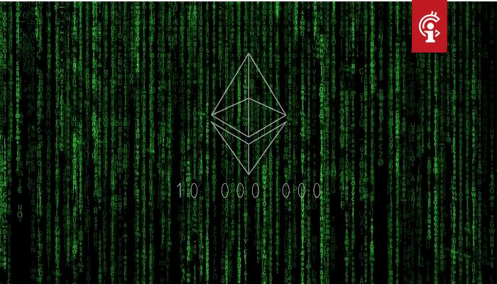 Ethereum (ETH) blockchain bereikt 10 miljoenste block, vlak voor ETH 2.0 upgrade