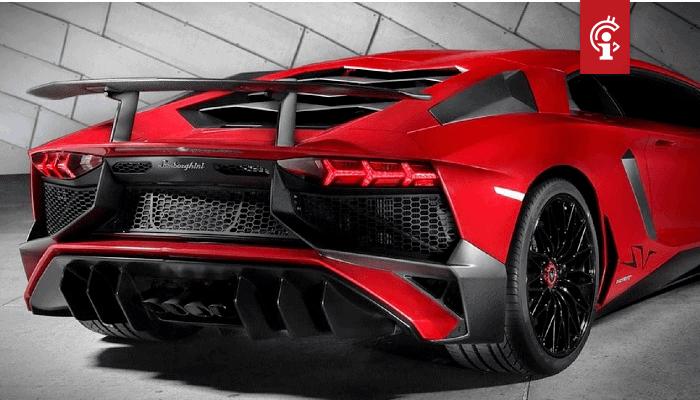 When Lambo? Nu! Lamborghini lanceert unieke blockchain-postzegels