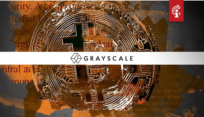 400.000 bitcoins (BTC) nu onder beheer van Grayscale Bitcoin Trust (GBTC)