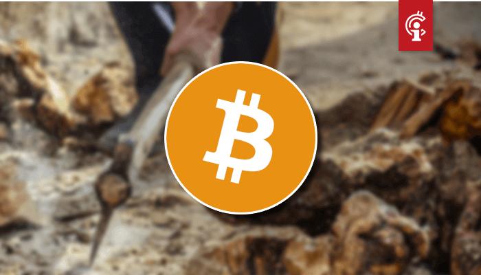 Bitcoin (BTC) dip mogelijk veroorzaakt door een enkele grote mining-pool, die wellicht capituleert