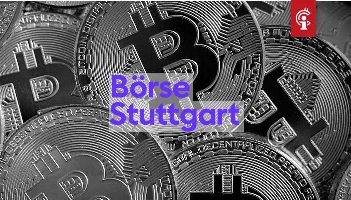 Bitcoin (BTC) exchange-traded product (ETP) wordt genoteerd op Duitse aandelenbeurs Deutsche Börse