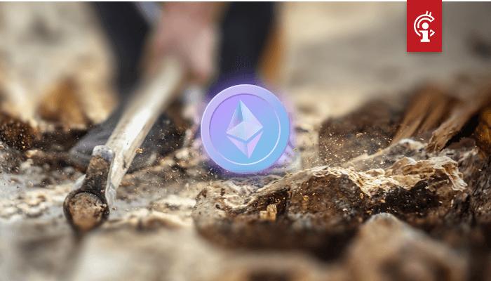 Ethereum (ETH) mining pool die $2,6 miljoen aan transactiekosten kreeg, verdeelt opbrengst onder miners