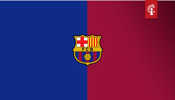 FC Barcelona verkoopt binnen 2 uur tijd €1,2 miljoen aan BAR-tokens