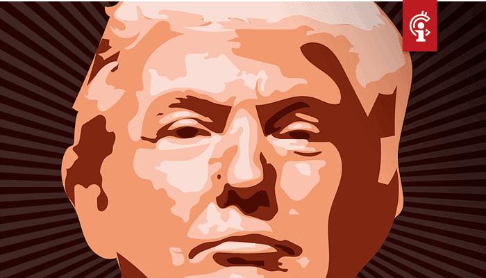 President Trump wilde al sinds 2018 achter Bitcoin aangaan, blijkt uit nieuw boek van Bolton