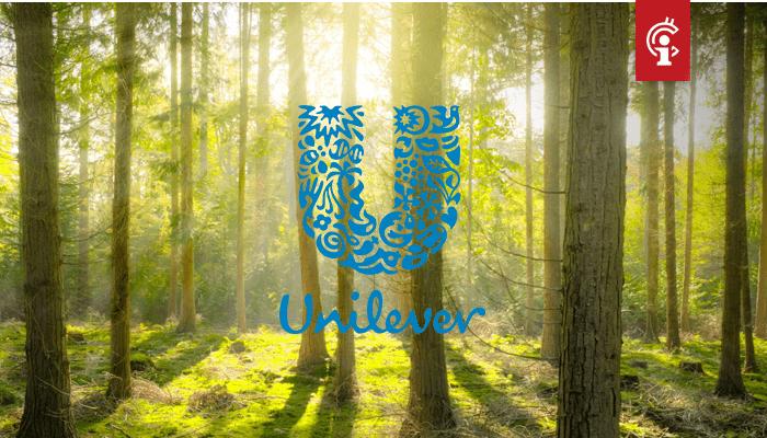 Unilever gaat blockchain inzetten om 'ontbossingsvrije toeleveringsketen' te bereiken
