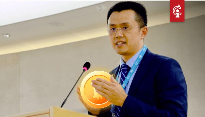 Bitcoin (BTC) is erg 'stabiel' en het is nu 'altcoin seizoen,' zegt Binance CEO Changpeng Zhao