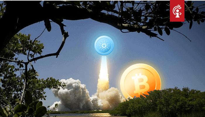 Bitcoin (BTC) kan stijging niet doorzetten, cardano (ADA) stijgt weer hard; 445% in de plus dit jaar