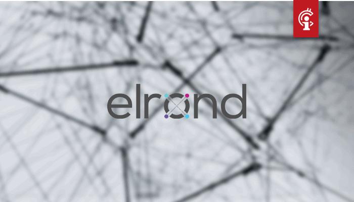 Elrond (ERD) mainnet gelanceerd, koers steeg in de afgelopen maanden meer dan 1.000%