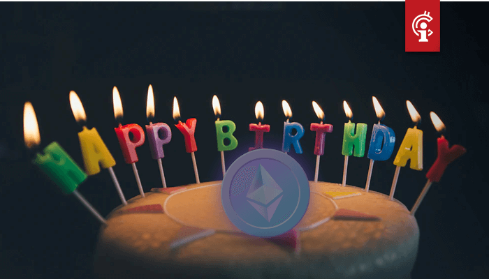 Ethereum (ETH) wordt morgen 5 jaar oud, deze grote bedrijven geloven in de toekomst van ETH